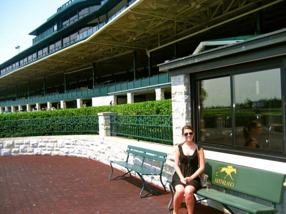 A Keeneland trip in the Summer offseason