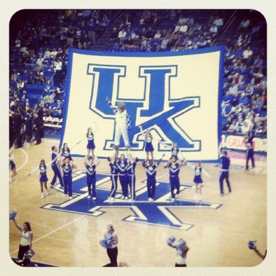 University of Kentucky Basketball Game