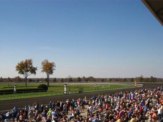 Keeneland Racetrack