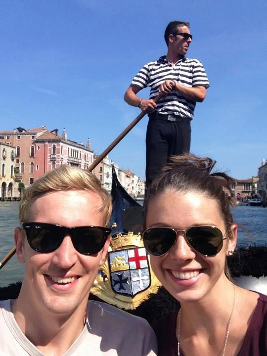 Gondola Ride with J