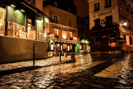 Art Shops in Montmartre