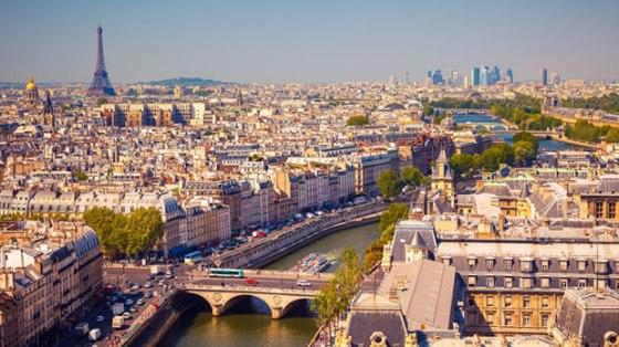 View of Paris (photo courtesy of worldretailcongresslatam.com)