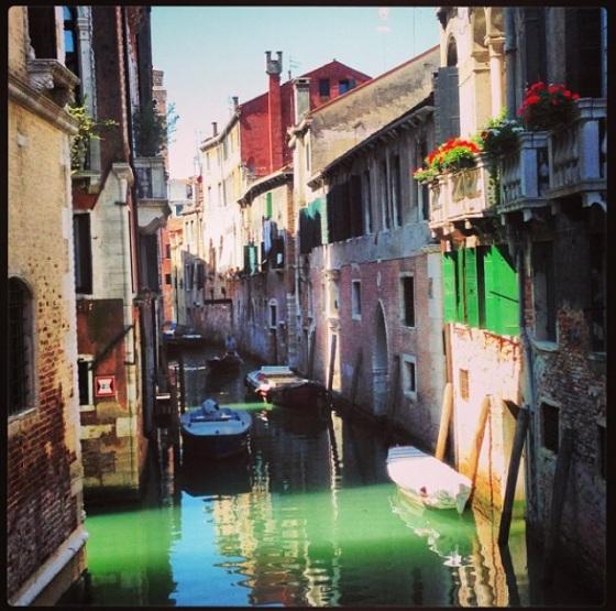 Views of Beautiful Venice