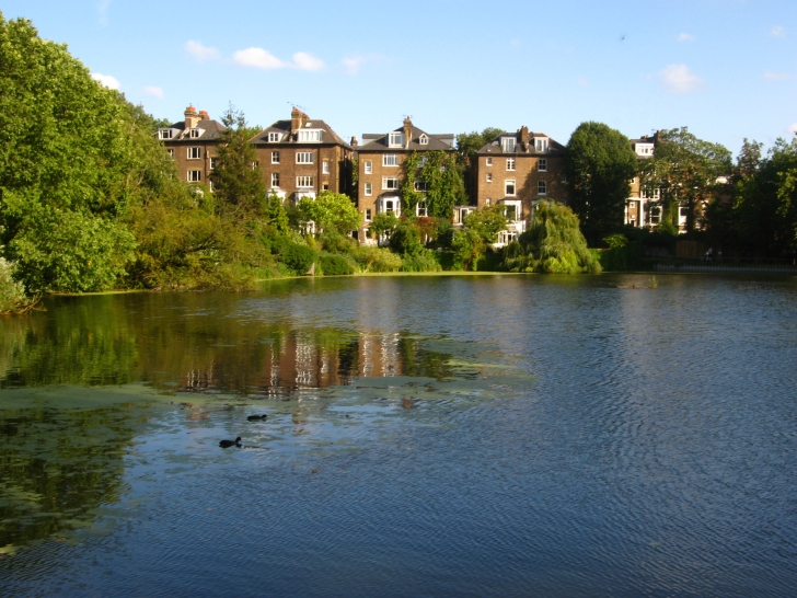 Hampstead Heath (photo courtesy of farm1.staticflickr.com)