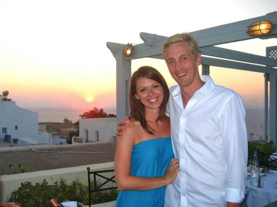 Our last night in Oia